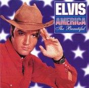 'ELVIS: AMERICA THE BEAUTIFUL' - Elvis Presley book & CD
