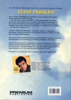 Elvis kung av Sverige (with a bonus CD: Good Rockin' Tonight) - Sweden 1997