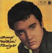 CD - Good Rockin' Tonight - 'Elvis kung av Sverige' book - Sweden 1997