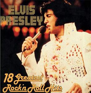 18 Greatest Rock 'n Roll Hits - Elvis Presley Various CDs