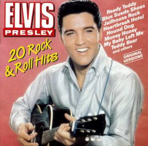 20 Love Songs - Elvis Presley Various CDs