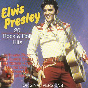 20 Rock & Roll Hits - Elvis Presley Various CDs