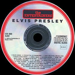 Blue Hawaii (The Entertainers) - Elvis Presley Various CDs