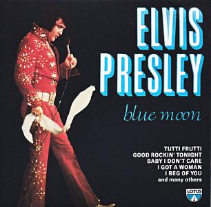 Blue Moon - Elvis Presley Various CDs