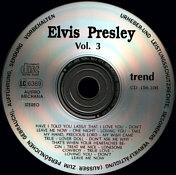Die Super 3 CD Box - Elvis Presley Various CDs