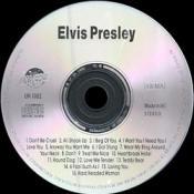 Elvis Presley Universe 1002- Elvis Presley Various CDs