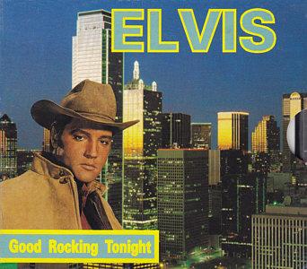 Good Rocking Tonight (Universe 3 CD Set) - Elvis Presley Various CDs