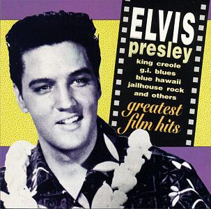Greatest Film Hits - Elvis Presley Various CDs