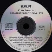 Greatest Rock & Roll Hits (Starlife) - Elvis Presley Various CDs