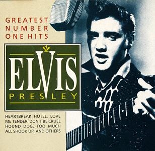 Greatest Number One Hits - Elvis Presley Various CDs