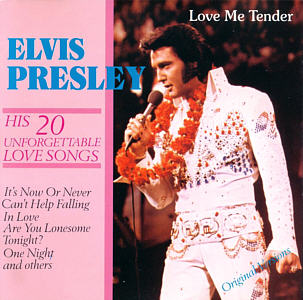 His 20 Unforgettable Love Songs - Elvis Presley Various CDs