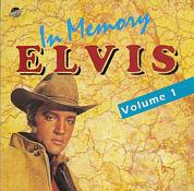 In Memory Elvis 4 CD Box - Elvis Presley Various CDs