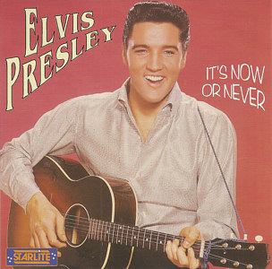 It's Now Or Never - Elvis Presley Various CDs