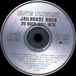 Jailhouse Rock - 20 Rock & Roll Hits - Elvis Presley Various CDs