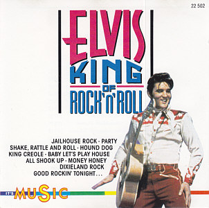 Elvis - King Of Rock 'n' Roll - Elvis Presley Various CDs