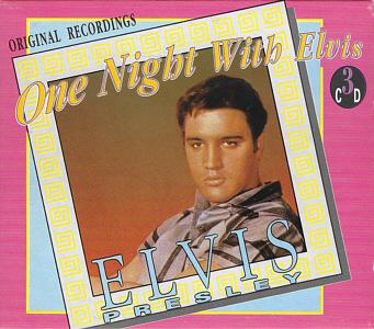 One Night With Elvis (3 CD Box) - Elvis Presley Various CDs