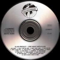 One Night With Elvis (WSC) - Elvis Presley Various CDs