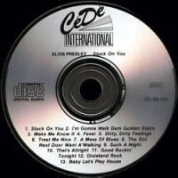 Stuck On You - Elvis Presley Various CDs