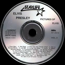 Pictures Of Elvis - King Of Rock 'N Roll - Elvis Presley Various CDs