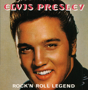 Rock 'N Roll Legend - Elvis Presley Various CDs