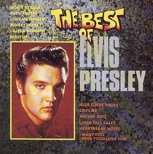 The Best Of Elvis Presley - Elvis Presley Various CDs