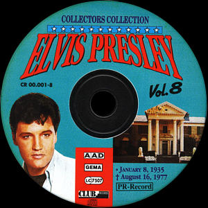 The Ultimate Consumer Picture Disc Collection - Elvis Presley Various CDs