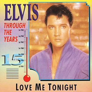 Through The Years Vol. 15 - Elvis Presley Various CDs