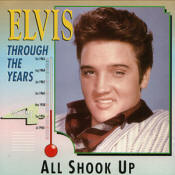 Through The Years Vol. 4  All Shook Up - Elvis Presley Various CDs
