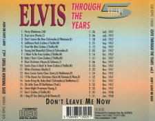Through The Years Vol. 5  Don't Leave Me Know