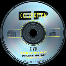 Through The Years Vol. 7  Fame And Fortune - Elvis Presley Various CDs