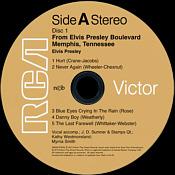 From Elvis Presley Boulevard, Memphis, Tennessee - Elvis Presley CD