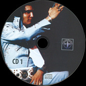 1972 On Tour Rehearsals (LP / CD / DVD) - Elvis Presley Bootleg CD