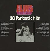 20 Fantastic Hits - Elvis Presley Bootleg CD