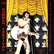 71 Summer Festival Vol.1 - Elvis Presley Bootleg CD