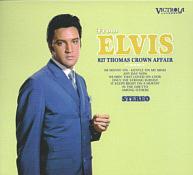 827 Thomas Crown Affair - Elvis Presley Bootleg CD
