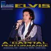A Capital Performance - LMP - Elvis Presley Bootleg CD