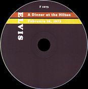 A Dinner At the Hilton -  Elvis Presley Bootleg CD