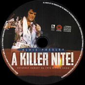 A Killer Nite - Elvis Presley Bootleg CD