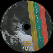 A New Decade, A New Sound - Elvis Presley Bootleg CD - Elvis Presley Bootleg CD