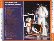 A New Kind Of Rhythm! - Elvis Presley Bootleg CD