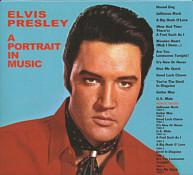 A Portrait In Music - Elvis Presley Bootleg CD