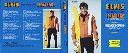 """Résultat de recherche d'images pour """"elvis cd session from clambake"""""""