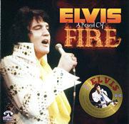 A Burst Of Fire - Elvis Presley Bootleg CD