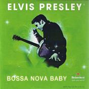 Bossa Nova Baby - Elvis Presley Promo CDR