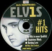 NEWS – ALS HÖRPROBE : ELV1S #1 HITS