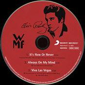 Only You - EU 2011 - Elvis Presley Promotional CD