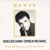 Chrying in the Chapel - Elvis Presley Promo CD
