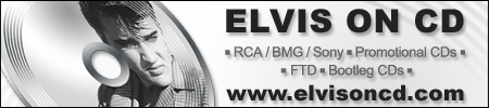 Elvis Presley CD Info