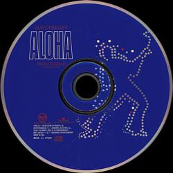 Aloha From Hawaii Via Satellite - CRC - BMG BG2 67609 - USA 1999 - Elvis Presley CD