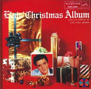 Elvis' Christmas Album - USA 1985 - PCD1-5486